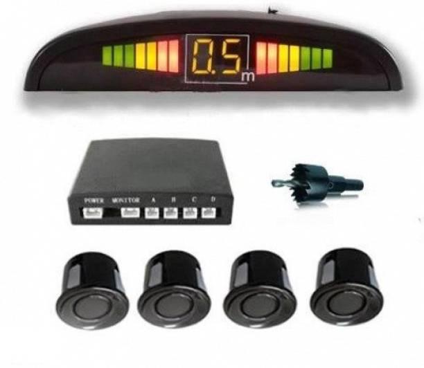 Dvis DV-21 Car Safety System Black Color Parking Sensor
