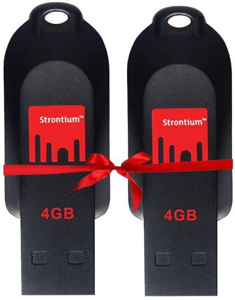 Strontium SR4GRDPOLLEX 4 GB Pen Drive