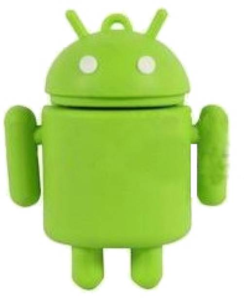 Microware Android Shape Designer Pen Drive 4 GB