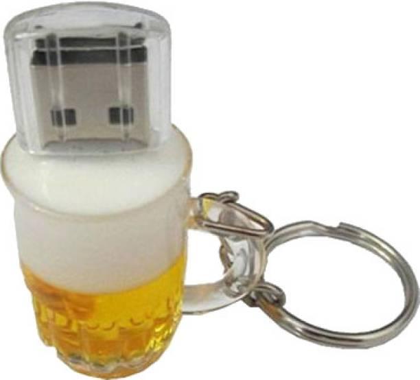 Microware Beer Mug Shape 4 GB Pen Drive