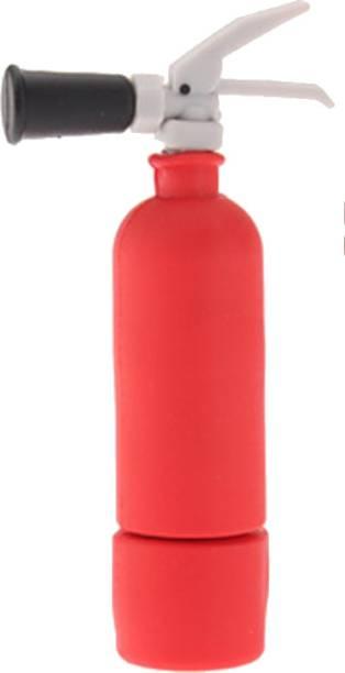 Microware Fire Extinguisher Shape 4 GB Pen Drive