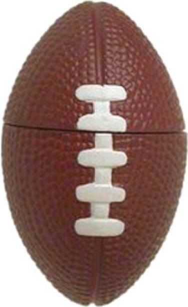 Microware Rugby Football Shape 4 GB Pen Drive