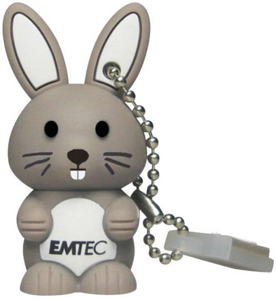 Microware Rabbit Bunny Shape 4 GB Pen Drive