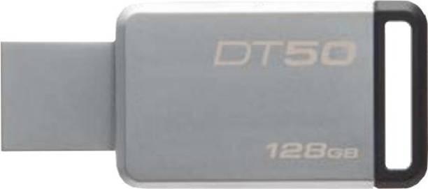 KINGSTON USB 3.0 Data Traveler 50- 128 GB Pen Drive