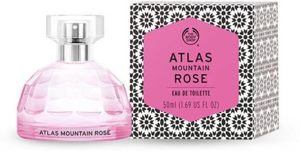 THE BODY SHOP Atlas Mountain Rose edt Eau de Toilette  -  50 ml