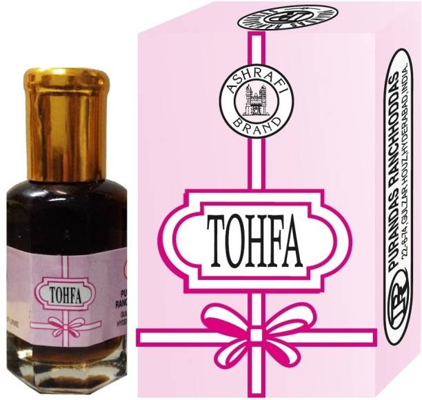Purandas Ranchhoddas PRS Tohfa Attar Eau de Parfum  -  10 ml