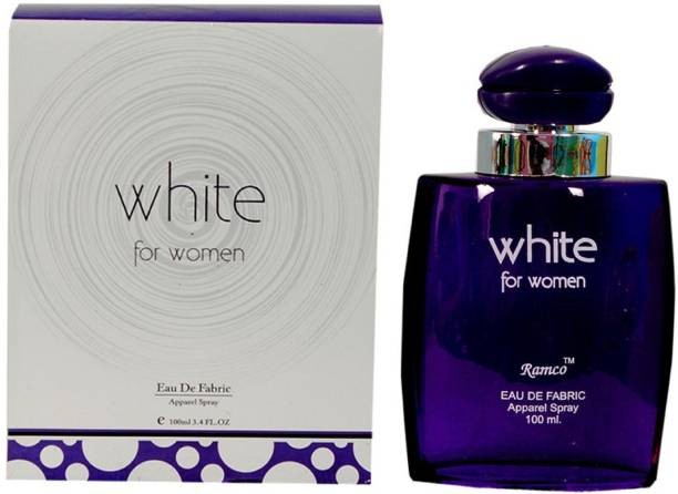 RAMCO White For Women Eau de Parfum  -  100 ml