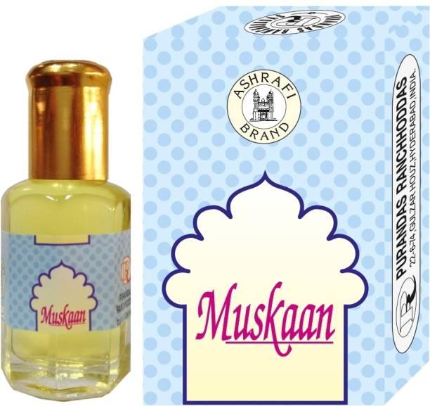 Purandas Ranchhoddas PRS Muskaan Attar Eau de Parfum  -  10 ml