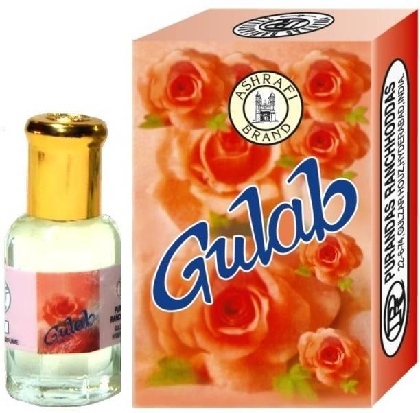Purandas Ranchhoddas PRS Gulab Attar Eau de Parfum  -  10 ml
