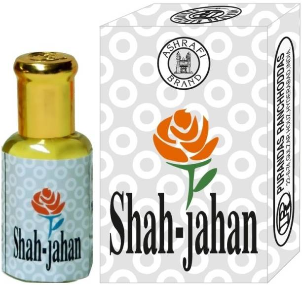 Purandas Ranchhoddas PRS Shah-Jahan Attar Eau de Parfum  -  10 ml
