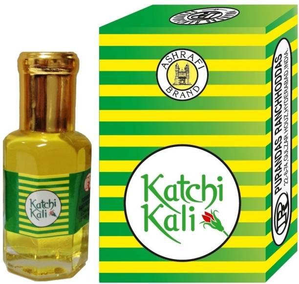 Purandas Ranchhoddas PRS Katch-Kali Attar Eau de Parfum  -  10 ml