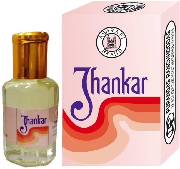 Purandas Ranchhoddas PRS Jhankar Attar Eau de Parfum  -  10 ml