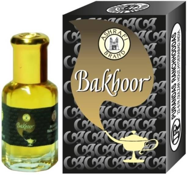 Purandas Ranchhoddas PRS Bakhoor Attar Eau de Parfum  -  10 ml