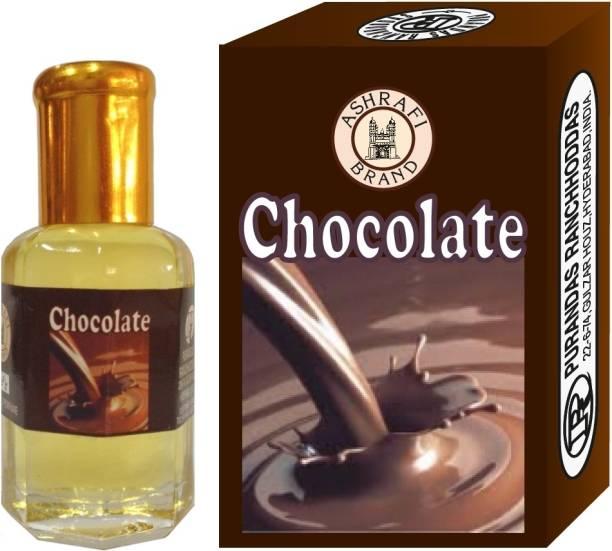 Purandas Ranchhoddas PRS Chocolate Attar Eau de Parfum  -  10 ml