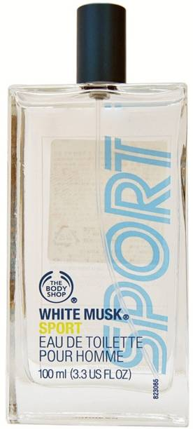 THE BODY SHOP White Musk Sport Eau de Toilette  -  100 ml