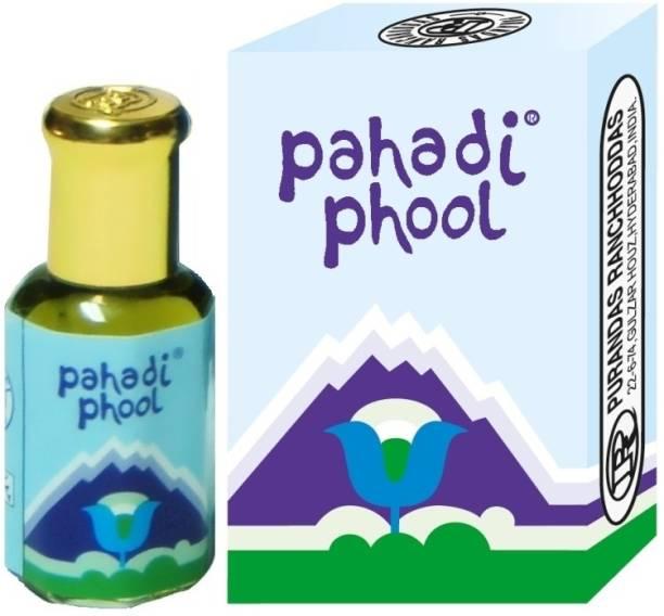 Purandas Ranchhoddas PRS Pahadi-Phool Attar Eau de Parfum  -  10 ml