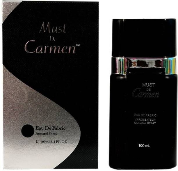 RAMCO Must De Carmen Black Eau de Parfum  -  100 ml