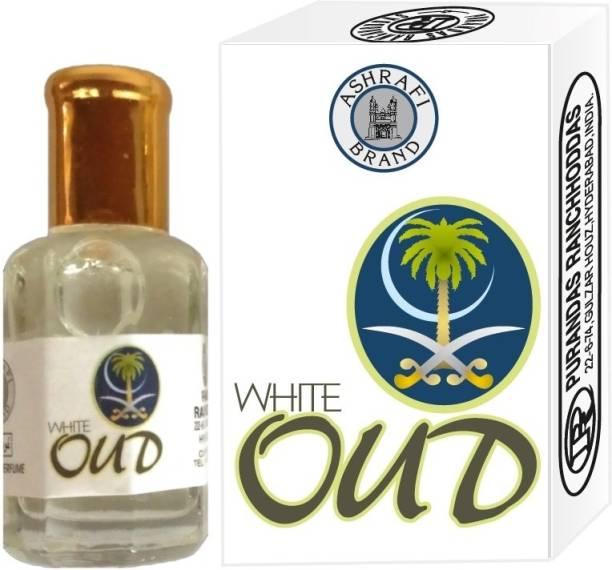 Purandas Ranchhoddas PRS White-Oud Attar Eau de Parfum  -  10 ml