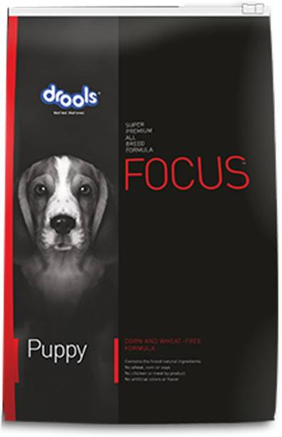 drools Focus puppy Chicken 4 kg Dry New Born Dog Food