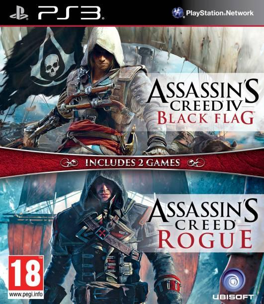 Assassin's Creed IV: Black Flag / Assassin's Creed Rogue