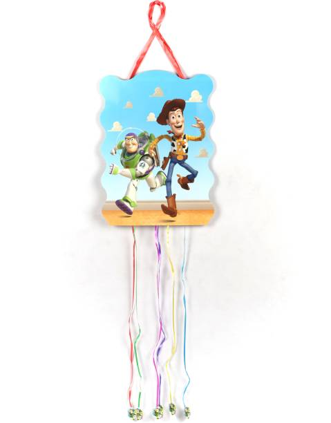 FUNCART Toy Story Pull String Pinata