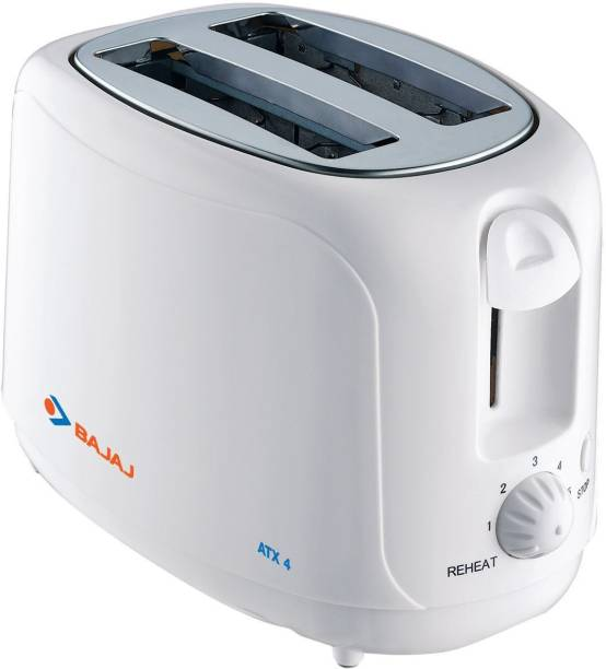 BAJAJ ATX 4 750 W Pop Up Toaster