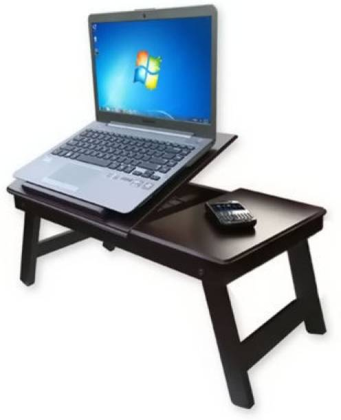 Supremehome Wood Portable Laptop Table