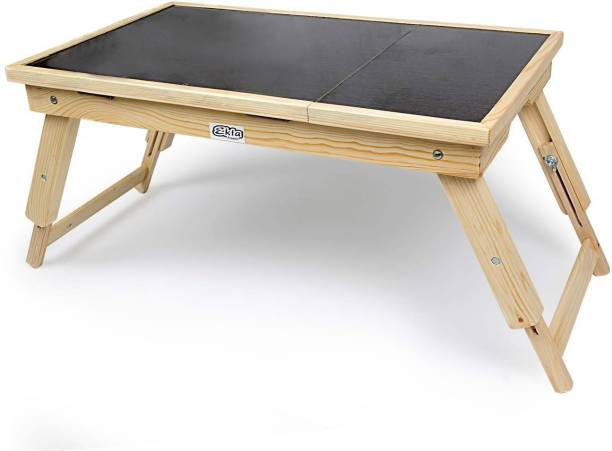Ekta Product Wood Portable Laptop Table