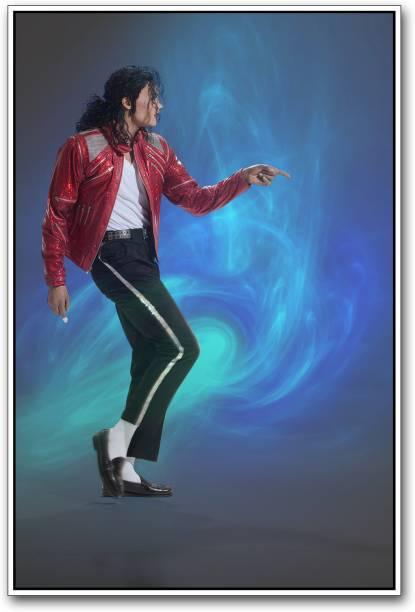 Michael Jackson fabulous Paper Print