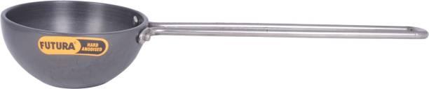 Hawkins Futura Hard Anodized Tadka Heating Tadka Pan 10 cm diameter