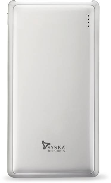 Syska 20000 mAh Power Bank (10 W, Fast Charging)