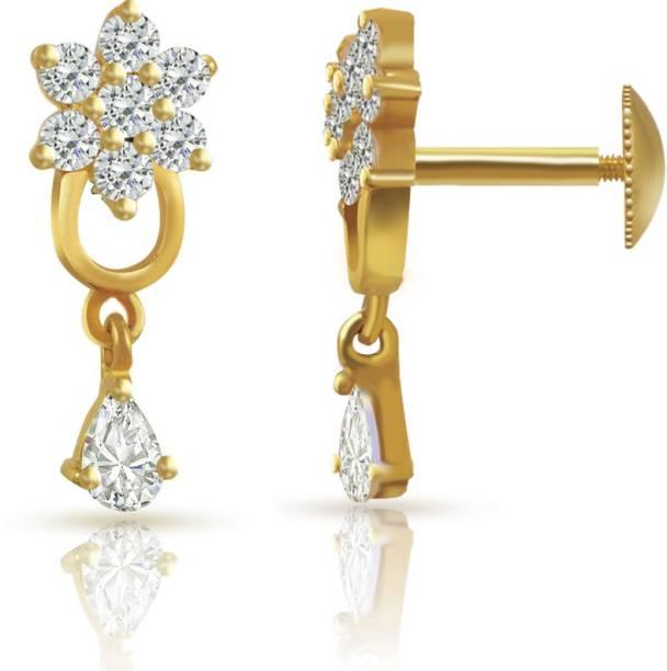 8468c429ae02a Gold Earrings Below 5000 Joyalukkas - The Best Produck Of Earring