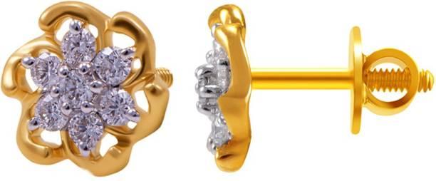 ec096225dd450 Diamond Earrings In Joyalukkas - The Best Produck Of Earring