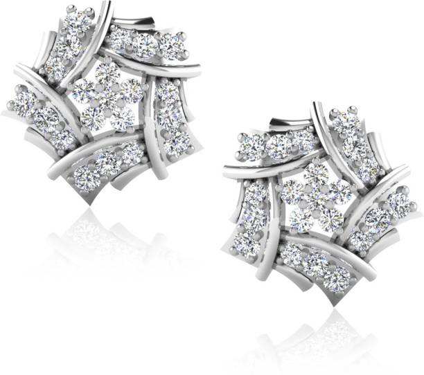e5ba2c4137 Diamond Studs - Buy Diamond Studs online at Best Prices in India ...