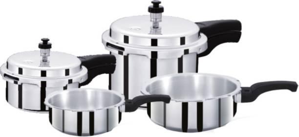 Surya Accent 1 L, 4 L, 3 L, 2 L Pressure Cooker
