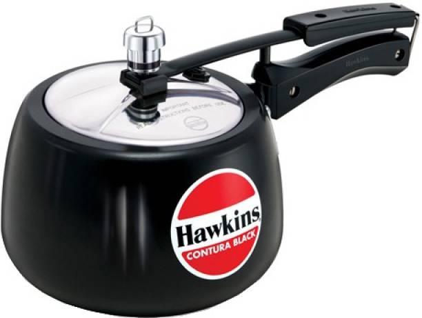 HAWKINS Contura Black 3 L Pressure Cooker