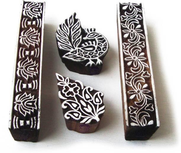 Royal Kraft Htag0191 Printing Blocks