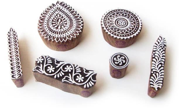 Royal Kraft Htag0608 Printing Blocks