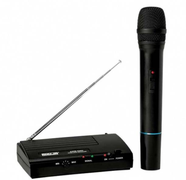 Ahuja AWM 520-VH AWM-520VH WIRELESS HANDHELD Indoor PA System