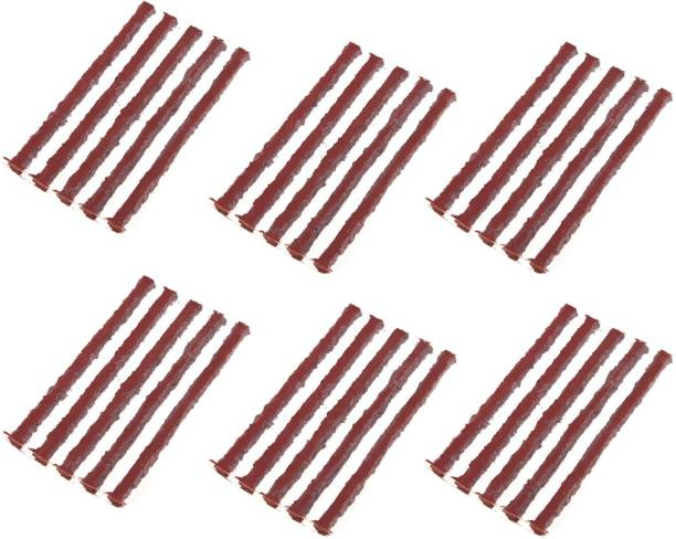Autozot 30 Rubber Strips For Tubeless Tyre Puncture Repair Kit