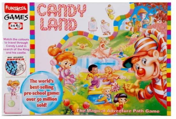 Funskool puzzles buy funskool puzzles online at best prices in funskool candyland game gumiabroncs Choice Image