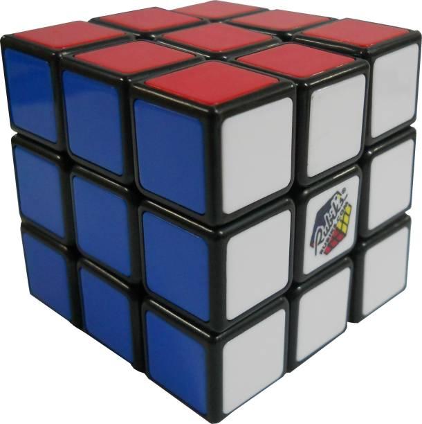 FUNSKOOL Cube 3 x 3 - Stickerless
