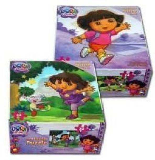 Dora The Explorer Toys - Buy Dora The Explorer Toys Online at Best Dora Map Toy on