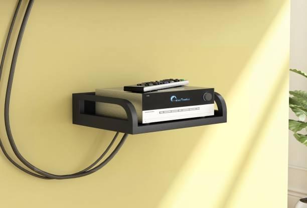 fb9c0fa3efa Home Sparkle Set Top Box Holder MDF (Medium Density Fiber) Wall Shelf