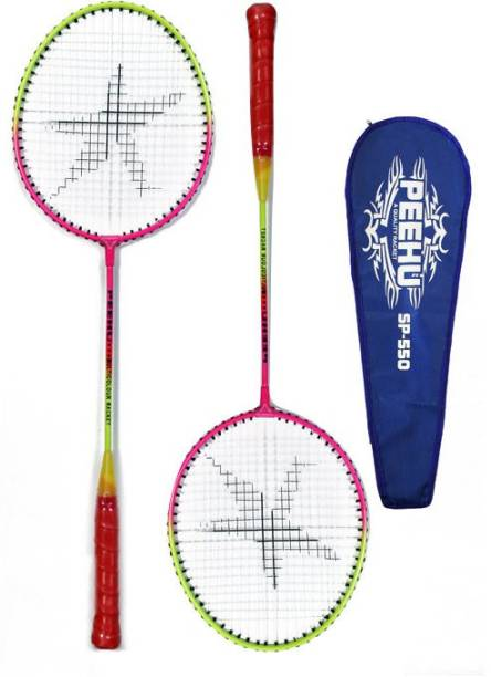 Star X Uni550 Multicolor Strung Badminton Racquet