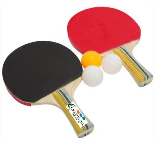 CREDENCE C_tabltenis Multicolor Table Tennis Racquet