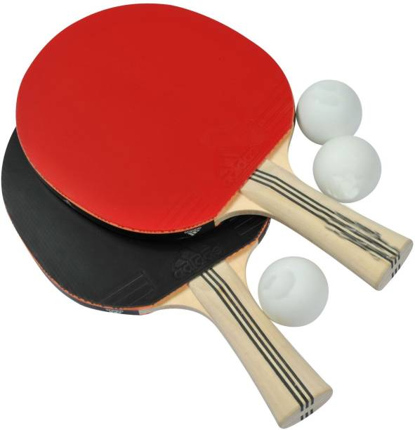 Gauba Traders with net Multicolor Table Tennis Racquet