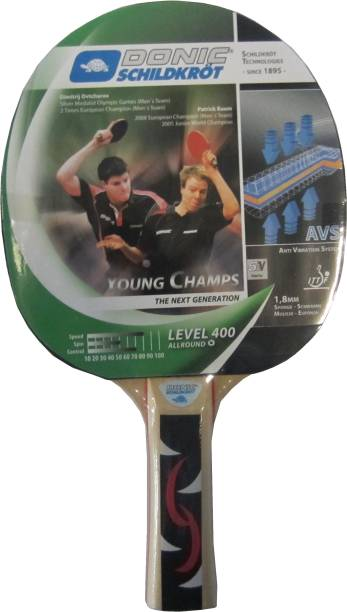 DONIC Young Champ 400 Beige Table Tennis Racquet