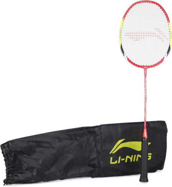 4bec2cd3fe4 Li-Ning Power Q 30 Multicolor Strung Badminton Racquet