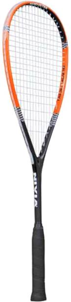 Nivia Black Horn Multicolor Strung Squash Racquet   Pack of: 1, 92 g